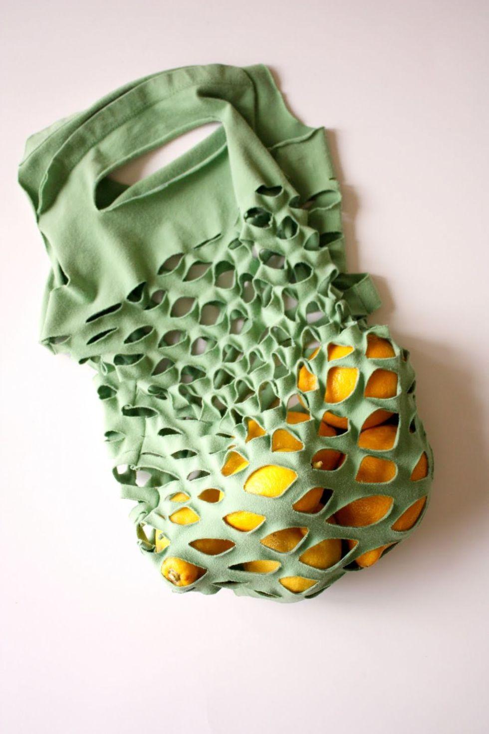 Bolsa Reciclada (Talleres)