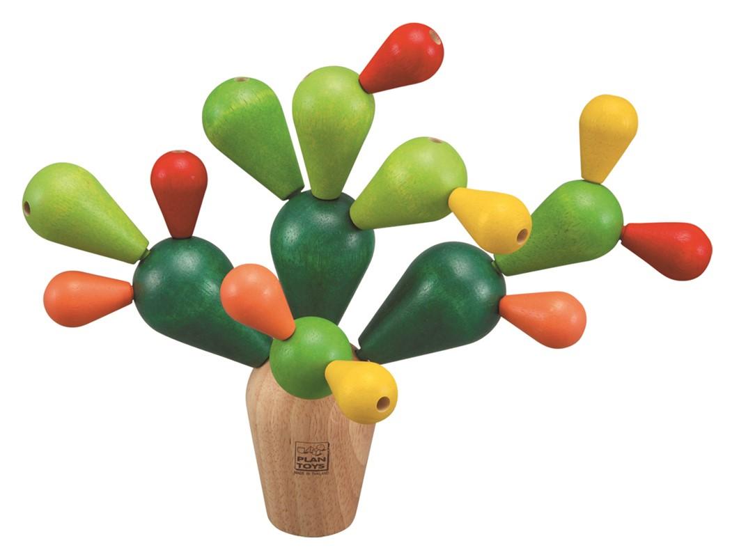 Cactus1 - Plantoys (Juguetes)